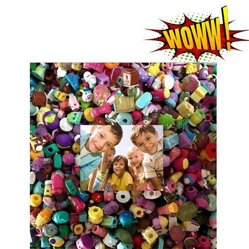 50 Pcs Random Shopkins Season 1 2 3 4 5 6 Kids Toys Loose Dolls Action Figure #wow