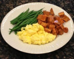 Microwaved Scrambled Eggs | Made in the Microwave - Reinventing Breakfast - Paleo