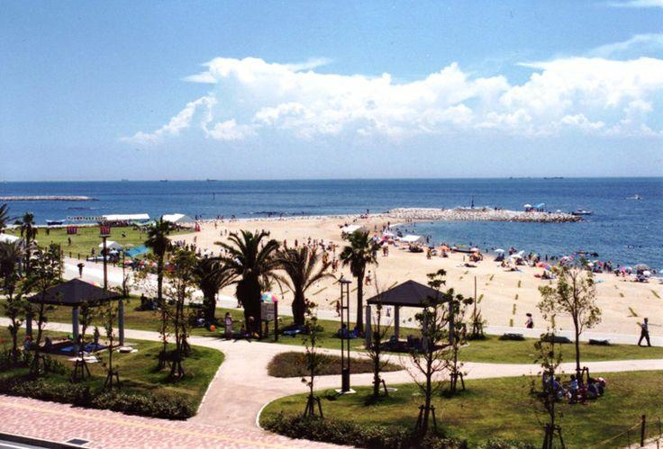 【山口県 焼野海岸(山陽小野田市)】日本の夕陽100選に選ばれた夕陽の美しい海岸です。海水浴やマリンスポーツが楽しめます。海岸には、トロン温泉のある宿泊研修施設「きらら交流館」、ガラス体験のできる「きららガラス未来館」、スペイン料理のレストランがあります。 http://www.oidemase.or.jp/db/a/detail.php?id_num=35216aa0000016589 #Yamaguchi_Japan #Setouchi