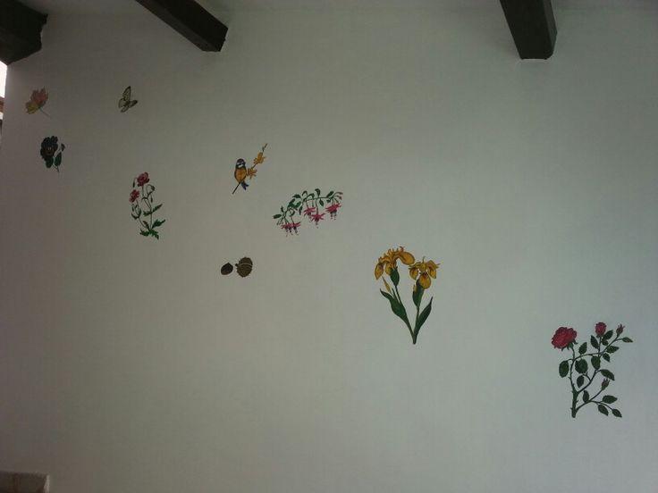 murales fiori
