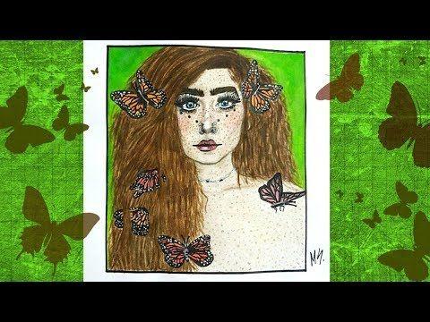Harmony Nice | Speed Art - YouTube