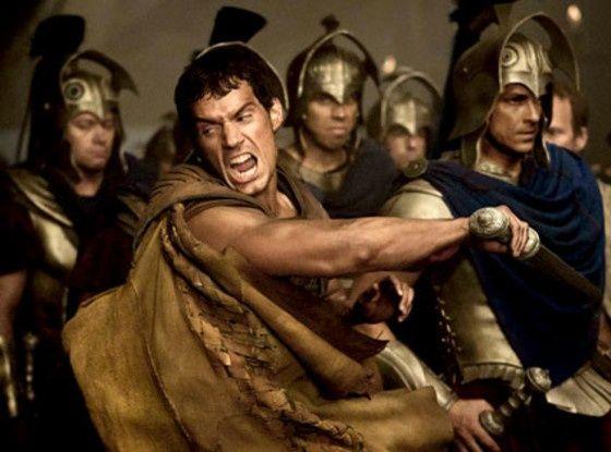 Henry - Immortals fight scene