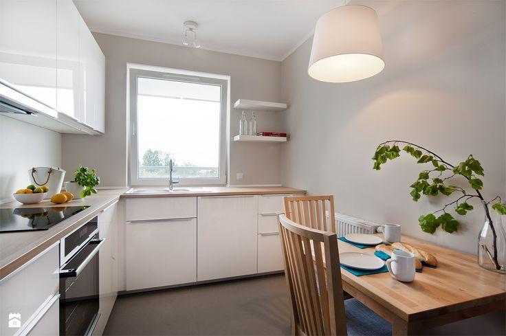 Kuchnia styl Skandynawski - zdjęcie od re-ARCH Home Staging - Kuchnia - Styl Skandynawski - re-ARCH Home Staging