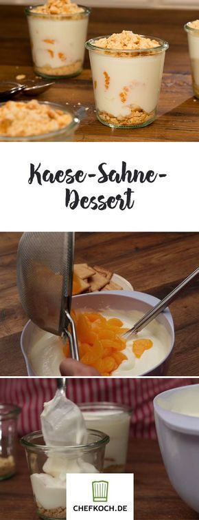 Macht euren Liebsten mit diesem schmackhaften Dessert eine Freude. Die Zubereitung seht ihr wie immer im Video auf Chefkoch.
