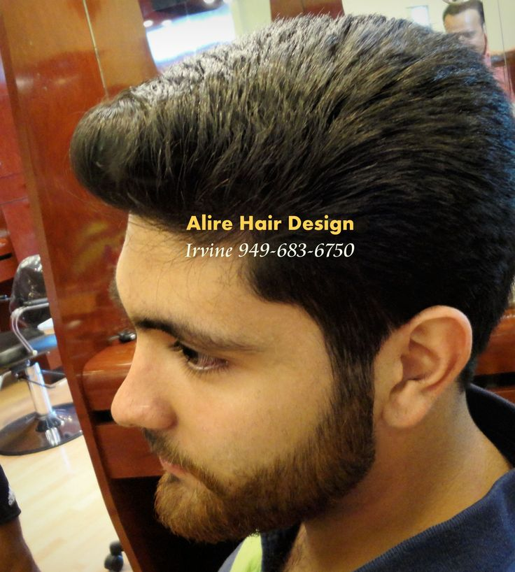 #AlireHairDesign, the #Best #HairSalon in #OrangeCounty Offers the Latest #haircuts for #Men, #Salon Services #IrvineCA - Phone 949-683-6750