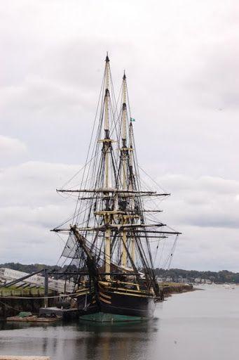 Музей Мореходства в Салеме, Массачусетс(Salem Maritime National Historic Site, Salem, MA)