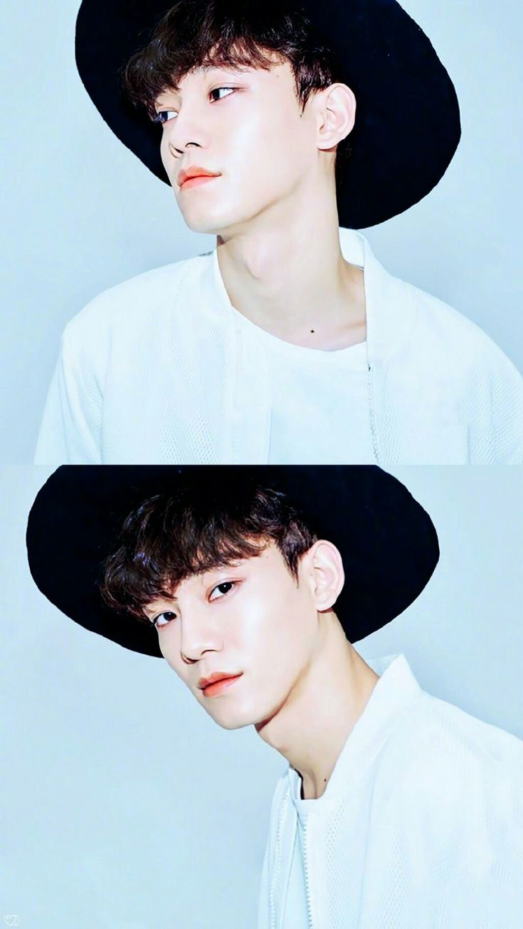 I'm fall in love with him Chen Exo/ Exo-M
