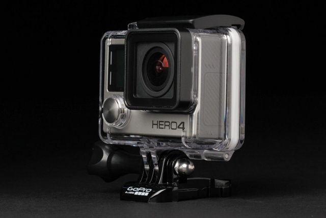 GoPro Hero 4 BLACK   Getting one of these to record my new life; reborn.