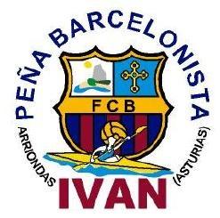 Escudo penya barcelonista Ivan