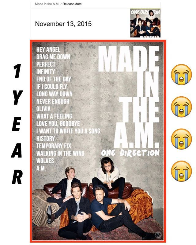 1 year since MITAM