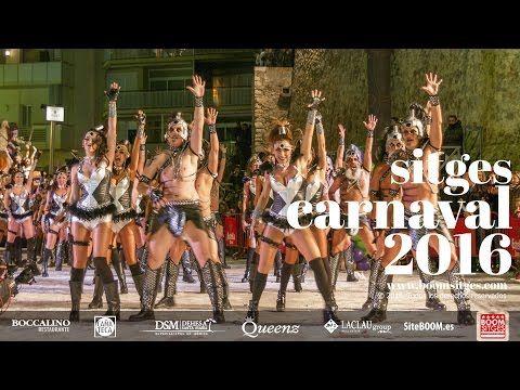 Video Carnaval Sitges 2016