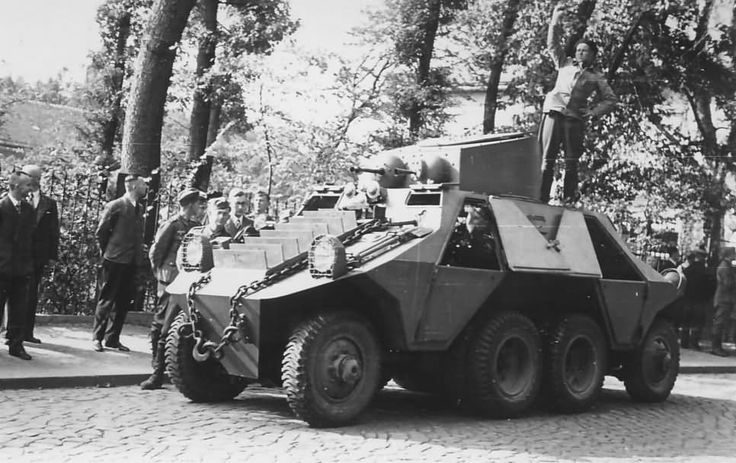 ADGZ armoured car