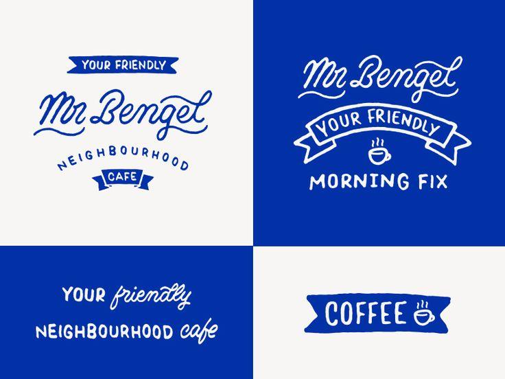Mr Bengel by Matt Vergotis #Design Popular #Dribbble #shots
