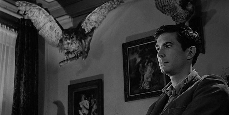 Psychose (1960)  129 des plus beaux plans de l'histoire du cinéma
