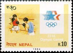 23rd Olympic games
