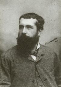 Claude Monet in 1883. Collection Viollet, Paris. Photograph: Schaarwachter