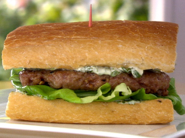 Inspired Vietnamese burger - Indochine Grilled Pork Burgers: winner of ...