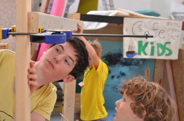 How to Turn Your Classroom into an Idea Factory
