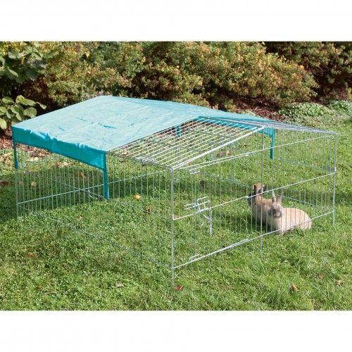 Très Les 25 meilleures idées de la catégorie Cage lapin exterieur sur  RM21