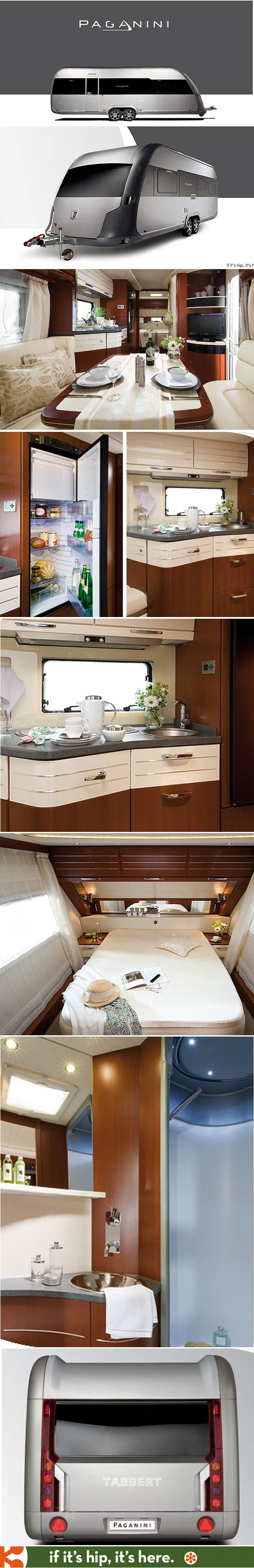 The gorgeous Paganini Caravan | http://www.ifitshipitshere.com/a-trailer-youd-never-call-trash-tabberts-paganini-caravan/