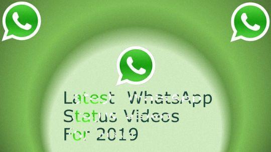 Latest Whatsapp Status Videos