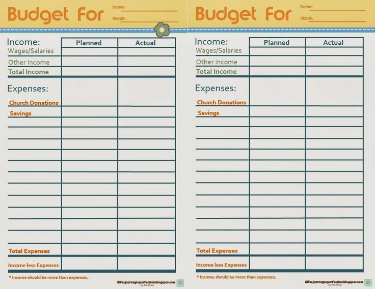 Millennials On A Budget – Learn how to budget and save for ...