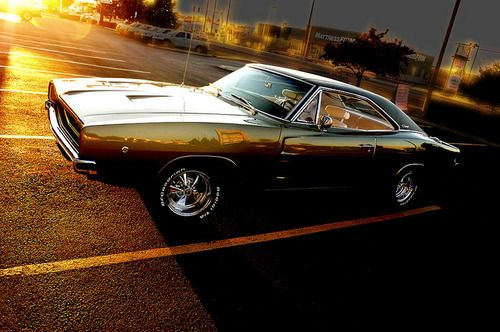 1968 Dodge Charger R/T - Sun Thief by 1968 Dodge Charger R/T |...