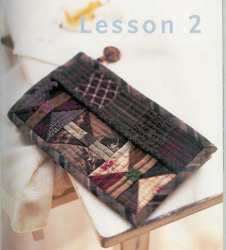 Patchwork Lessons 2 Yoko Saito - yalon84 - Picasa Webalbumok