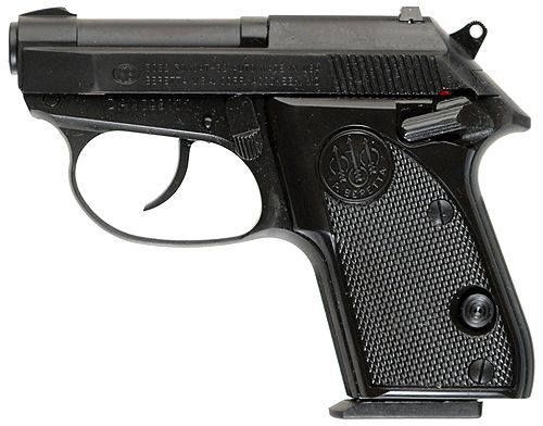 Beretta 3032 Tomcat - .32 ACP