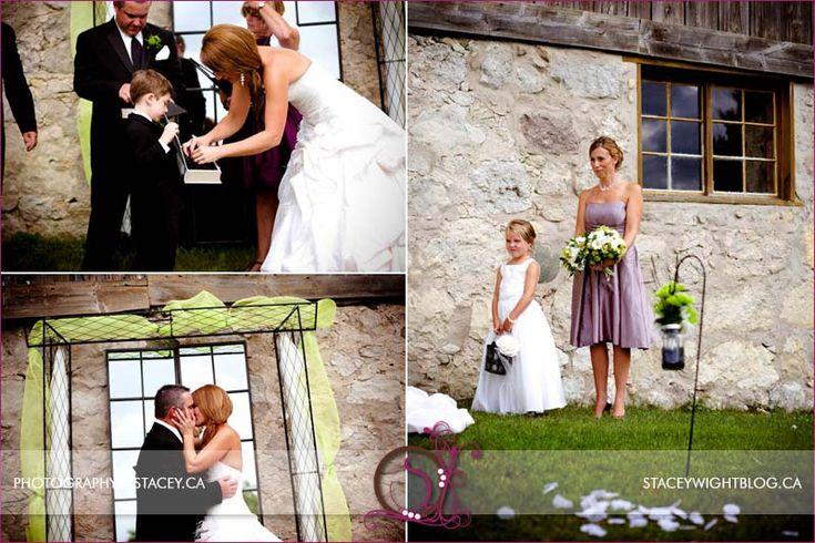 Summer Barn Wedding.