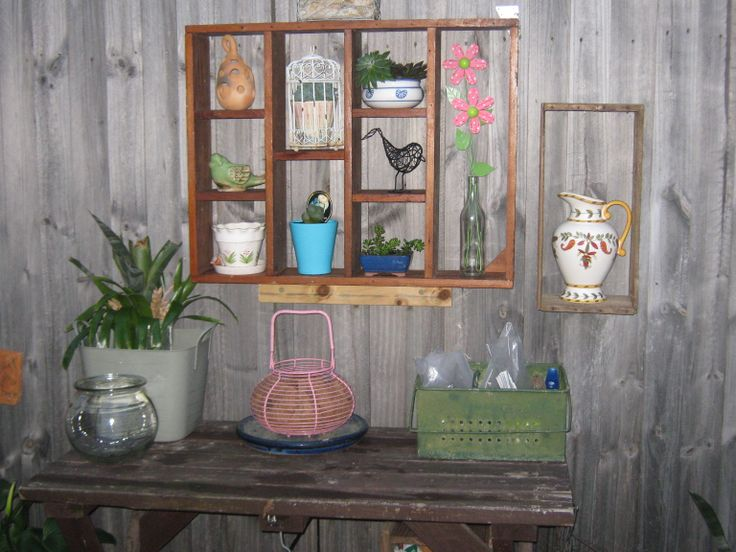 Garden Shadow Box