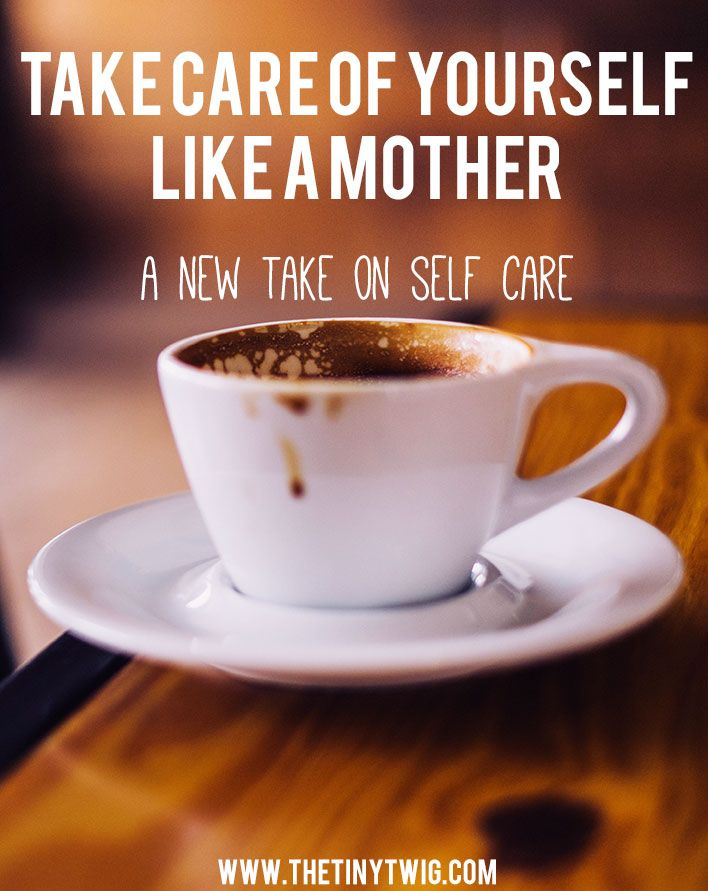 mother yourself - Tiny Twig Goes Out on a Limb