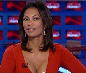 Fox News anchor beauty Harris Faulkner; gorgeous