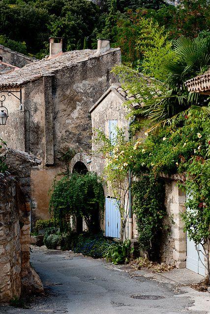Oppède Le Vieux, Vaucluse, Luberon, Provence