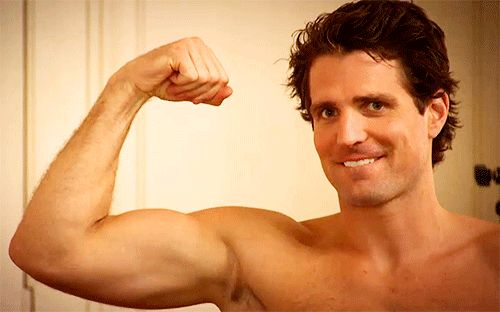 Patrick Sharp • Chicago Blackhawks • GIF source: toewscrosby.tumblr.com