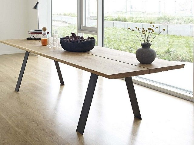 NAVER COLLECTION | GM3200 PLANK Table | Design: Nissen & Gehl mdd.