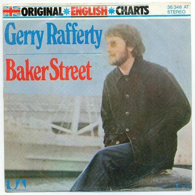 """""""Baker Street"""" by Gerry Rafferty"""