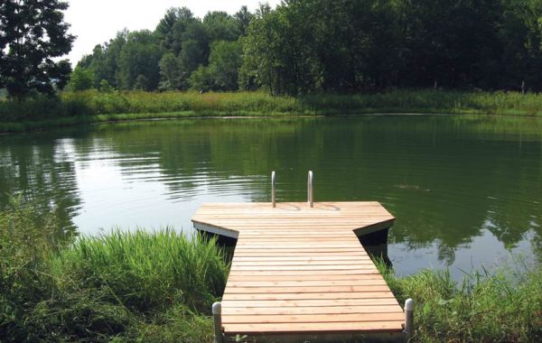 25 best ideas about floating dock on pinterest dock for Small fishing boats for ponds