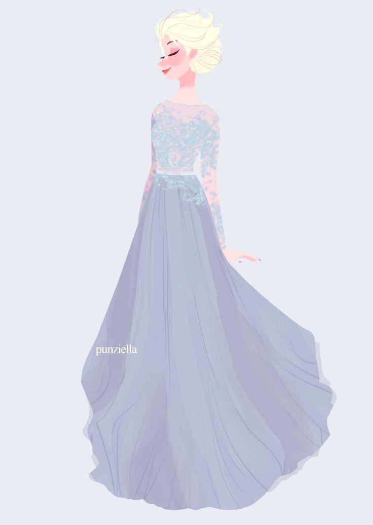 Punziella: Elie Saab Princesses