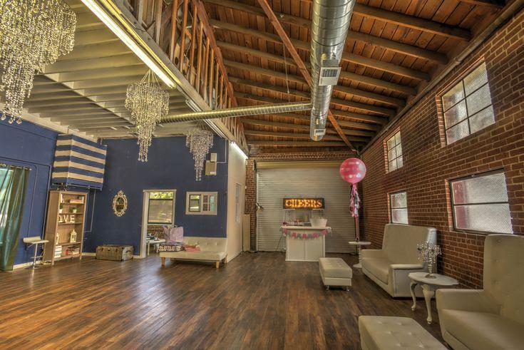 Sacramento Baby Shower Event Space Rental | Studio 817 | Sacramento Lounge Decor Rentals