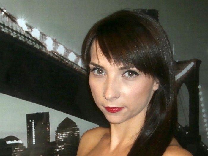 A oto JA w makijazu wieczornym #makijazwieczorny