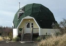 Resultado de imagen para domo geodesico casa