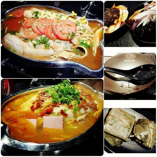BBQ Steam Fish
