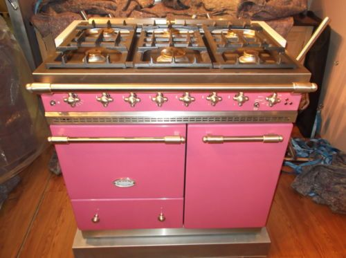 Make Your Kitchen Pretty In Pink! : Lacanche