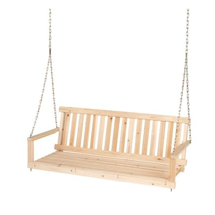 Living Accents 5 Ft Jennings Porch Swing (H-25) - Gliders ... on Ace Outdoor Living id=40056