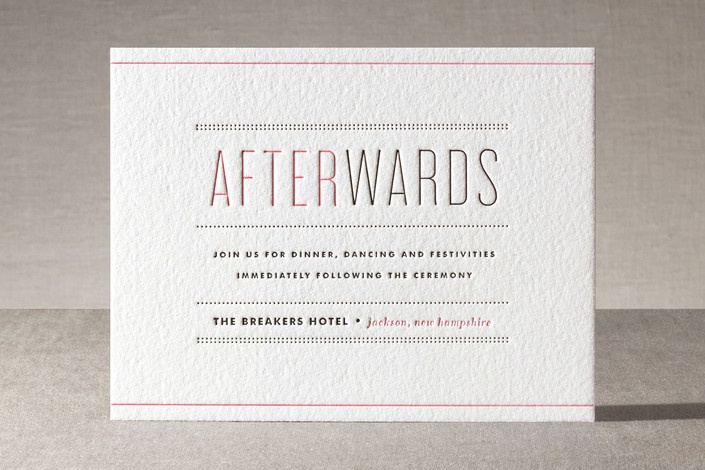 City Hall Wedding Invitations By The Social Type Stationery Minted Loverly Ideas Pinterest Weddings And