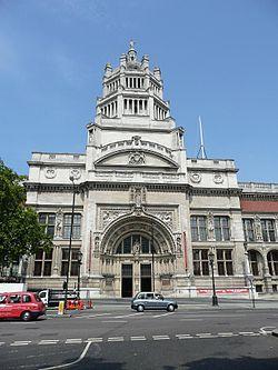 Victoria and Albert Museum (London, UK) http://www.vam.ac.uk/ (Photo from DrSocc Wikimedia.org  http://en.wikipedia.org/wiki/File:MuseedOrsayParisFrance.jpg)
