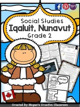 Communities in Canada: Iqaluit, Nunavut Grade 2 Alberta So
