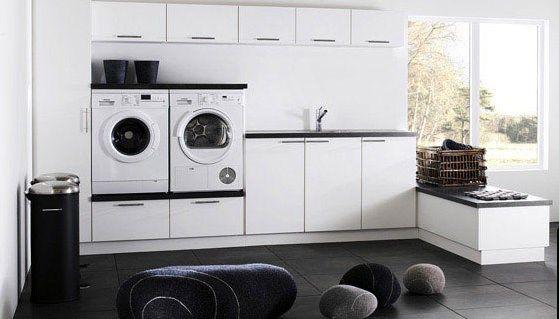 Ikea kjøkkeninnredning som vaskeromsinnredning - kvik_vaskerom.jpg - Ka3ne
