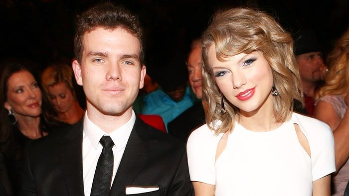 Taylor Swift and Brother Austin Have An Easter Egg Battle Showdown - Us Weekly